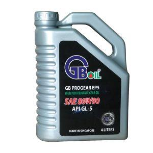 GB Progear EP5 SAE 80W90 (GL-5)