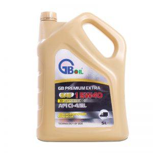 GB Premium Extra SAE 15w40, API CI-4