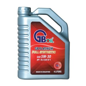 GB Platinum Full Synthetic 5W30 API-SN (Full Synthetic)