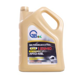 GB Premium Extra SAE 15w40, API CI4 (5L)