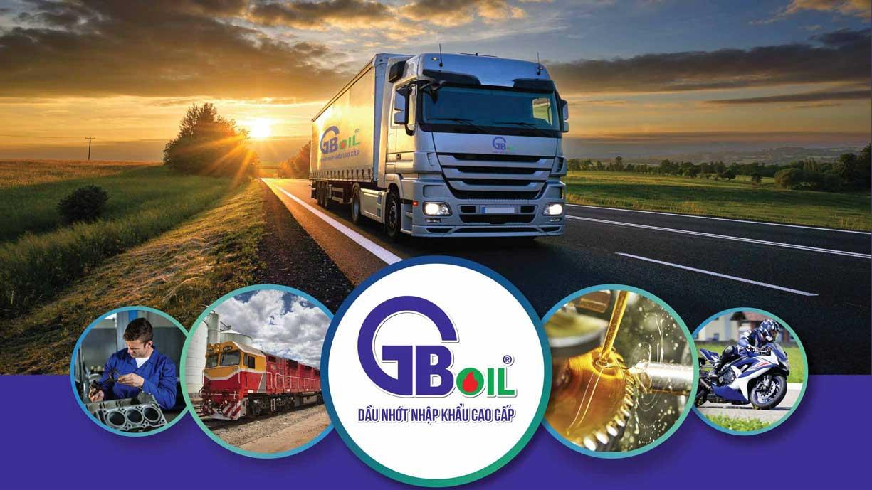 dầu nhớt gb oil